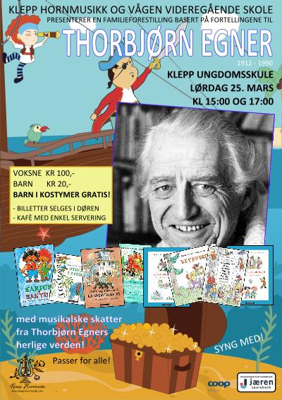 Familiekonsert: Thorbjørn Egner