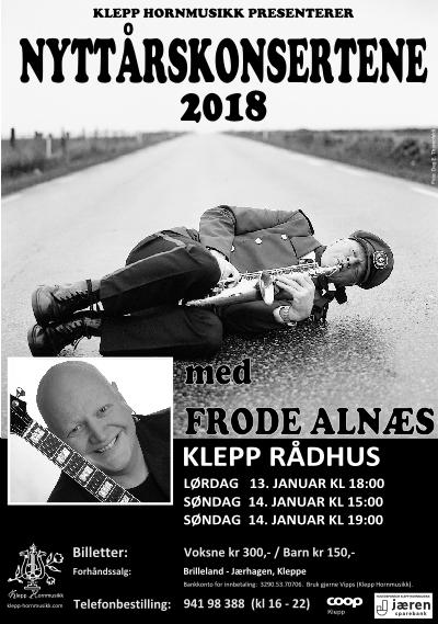 Nyttårskonsertene 2018