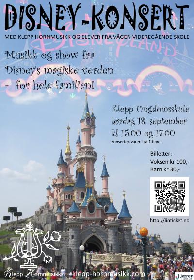 Disney-konsert 2021