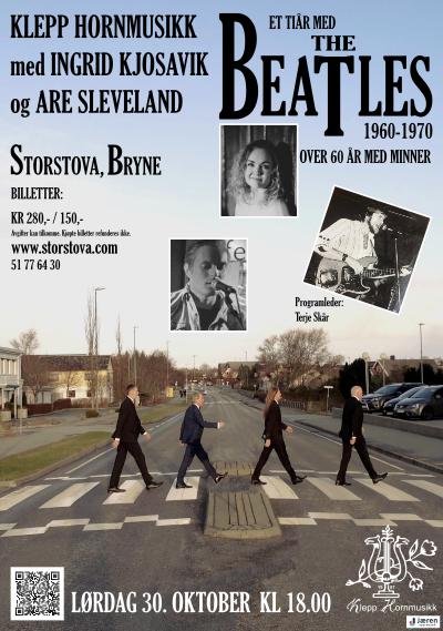 Beatles-konsert 2021