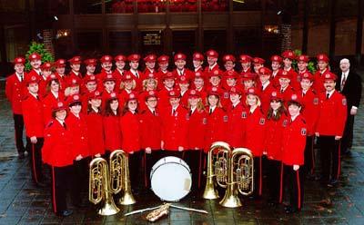 Klepp Hornmusikk 1992